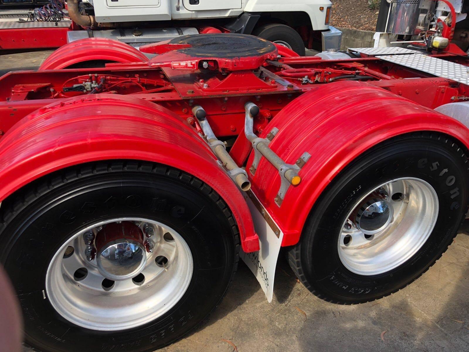 Kenworth AG400 Eaton Diffs