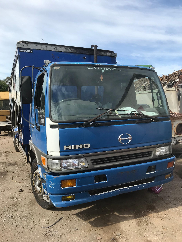 Hino GH Ranger 10